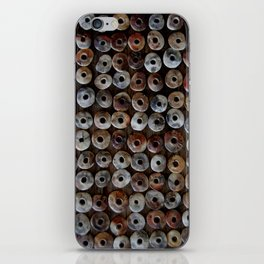 Slices of life iPhone Skin