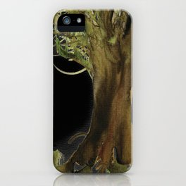 The Fortune Tree #2 iPhone Case