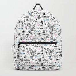 America art#3 Backpack
