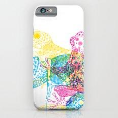 CMY Reptiles iPhone 6s Slim Case