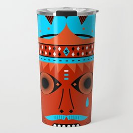 TAROT. IV- L´Empereur Travel Mug