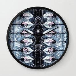 Shaman Wall Clock
