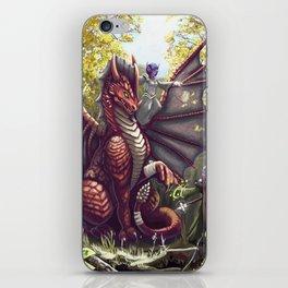 Mending the Dragon iPhone Skin