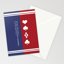 Property of Joker | Suicide Squad Stationery Cards