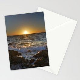 Gold Waves. Sancti Petri Stationery Cards