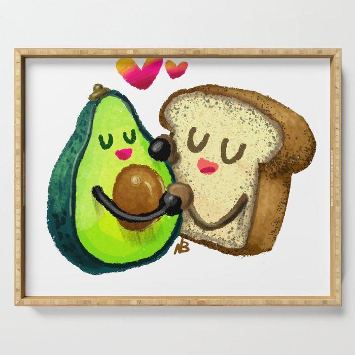 Avocado Toast Serving Tray