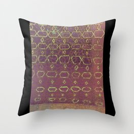 Biii Throw Pillow