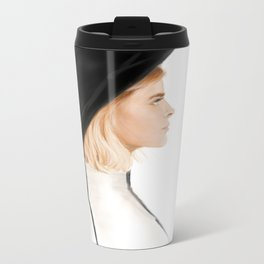 Zoe Metal Travel Mug