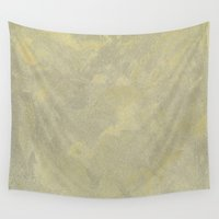 champagne Wall Tapestries featuring Champagne Skies by Corbin Henry