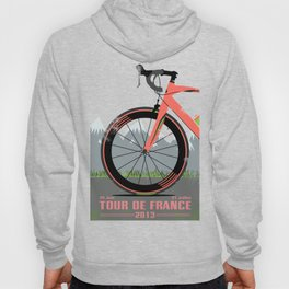Tour De France Bike Hoody