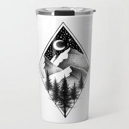 NORTHERN MOUNTAINS III Travel Mug
