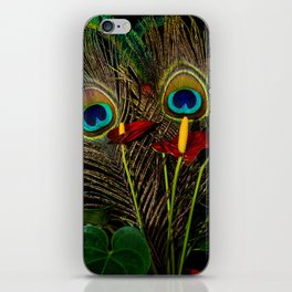 Birds Of A Feather 1 iPhone Skin
