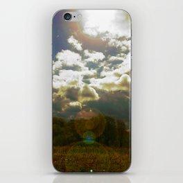 Violent Autumn #3 iPhone Skin