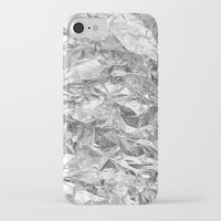 silver iPhone & iPod Cases featuring Silver by Roscoe