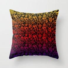 Joshua ree Heatwave by CREYES Throw Pillow