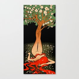 Spirit Of The Trees Canvas Print