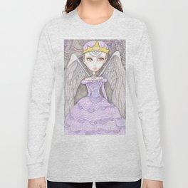 Gothic Angel Long Sleeve T-shirt