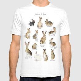 Rabbits & Hares T-shirt