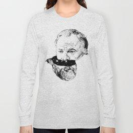 Half K Dick Long Sleeve T-shirt