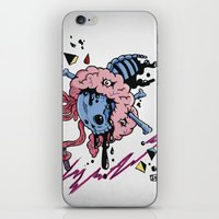 law iPhone & iPod Skins featuring LAW by bartd