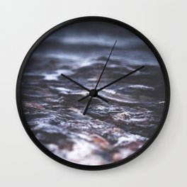 Darkness never wins Wall Clock