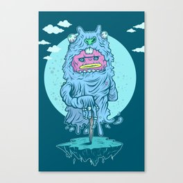 Gopher Guts Canvas Print