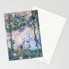 Garlic Lilies Water Lilies Fine Art Parody Stationery Cards