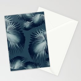 Fan Palm Leaves Paradise #12 #tropical #decor #art #society6 Stationery Cards