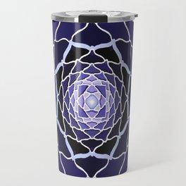 Sacred Lotus Travel Mug