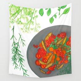 Simple Taste Wall Tapestry