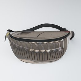 Old Cash Register Fanny Pack