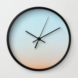 Gradation 2g Wall Clock