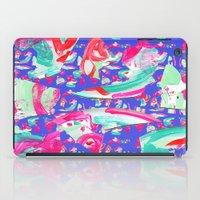 fancy iPad Cases featuring Fancy by Caroline Sansone