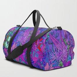 Electric Garden Duffle Bag