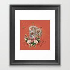 SUMMER IN YOUR SKIN  Framed Art Print