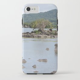Home of the Alligator iPhone Case