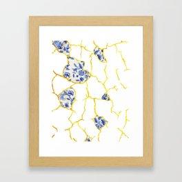 Kintsukuroi No.2 Framed Art Print