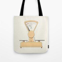Tilt scale Beta - Libela Tote Bag