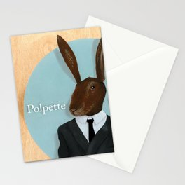 Paul Pet In Suit Stationery Cards