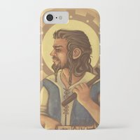 thorin iPhone & iPod Cases featuring Thorin by MelColley