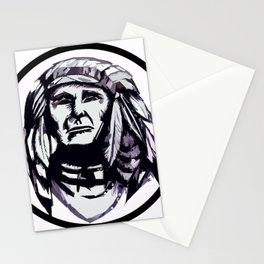 Buffalo Coin Stationery Cards