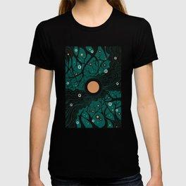 Moon Over Bordeaux  T-shirt