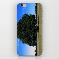Oak iPhone & iPod Skin