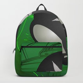 Here for the Herb Backpack