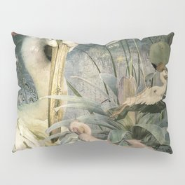 The Loving Pelican Pillow Sham