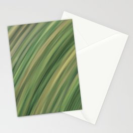 Emerald Gradient Stationery Cards