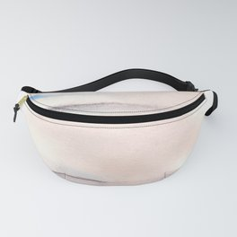 150129 Neutral Cool Abstract 9 Fanny Pack