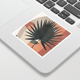 Soft Shapes VII Sticker