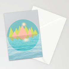 Spring Landscape IV Stationery Cards