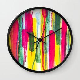Zero Enthusiasm Wall Clock